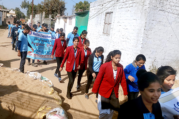 Hygienic Living Rally 2nd to 8th Jan. 2019