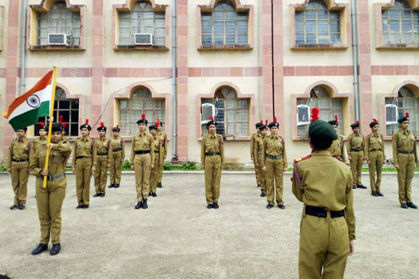 NCC Pared Independance day